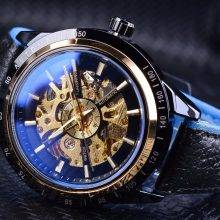 Race Model Skeleton Watch