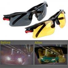 Anti Glare Protective Car Driver Night Vision Driving Sunglasses Goggles