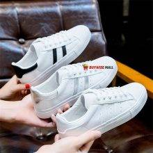 Spring Tennis feminino Lace-Up Sneakers Footwear