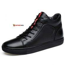 Genuine Leather Ankle Warm Footwear