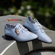 Spring Autumn Pointed Breathable Men's Shoes