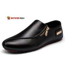 Spring Autumn Zip Style Casual Shoes