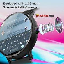 4G Smart GPS Android Camera Watch