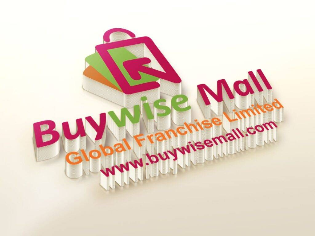 Buywise Mall new 3D logo
